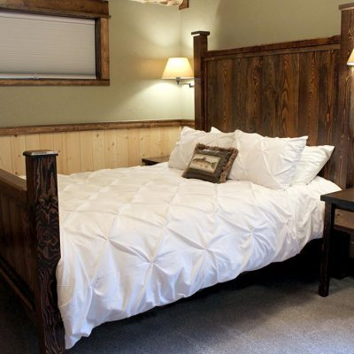 ProRustics Farmhouse Bed