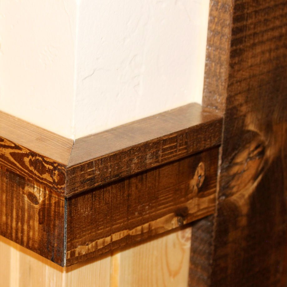 Custom Rustic Trim
