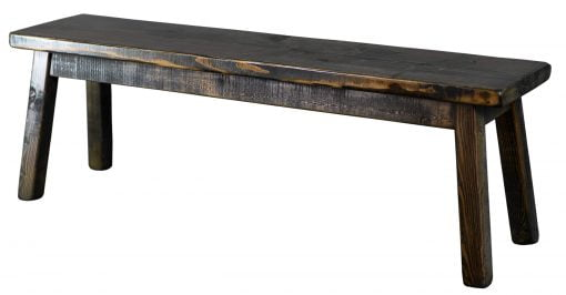 Rustic Entry Bench 3